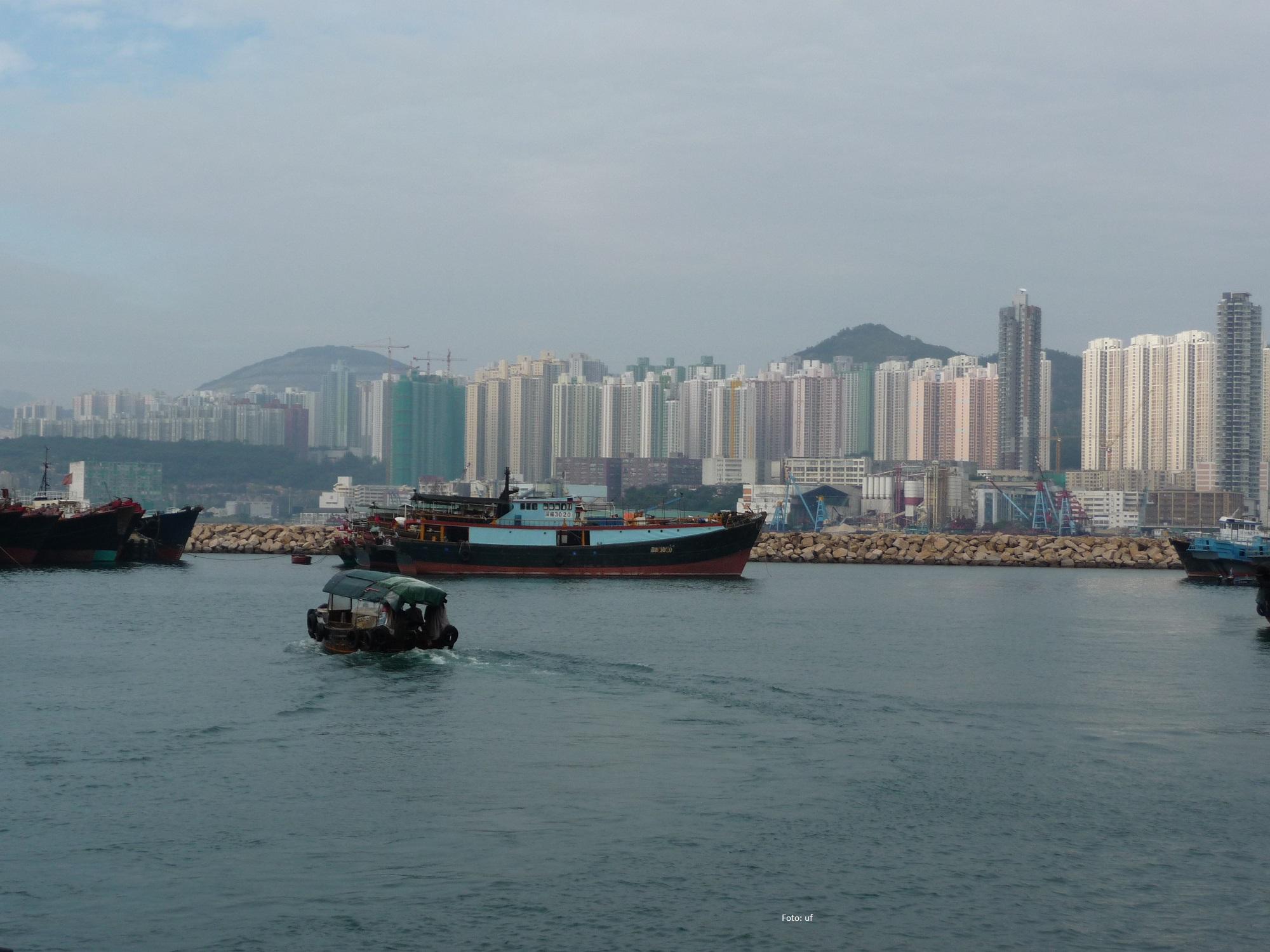 Wohnnen in Hongkong