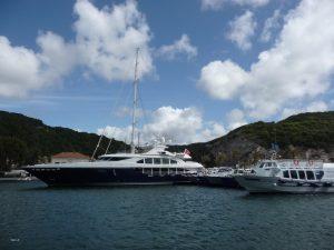 U. a. zu finden im Hafen von Bonifacio