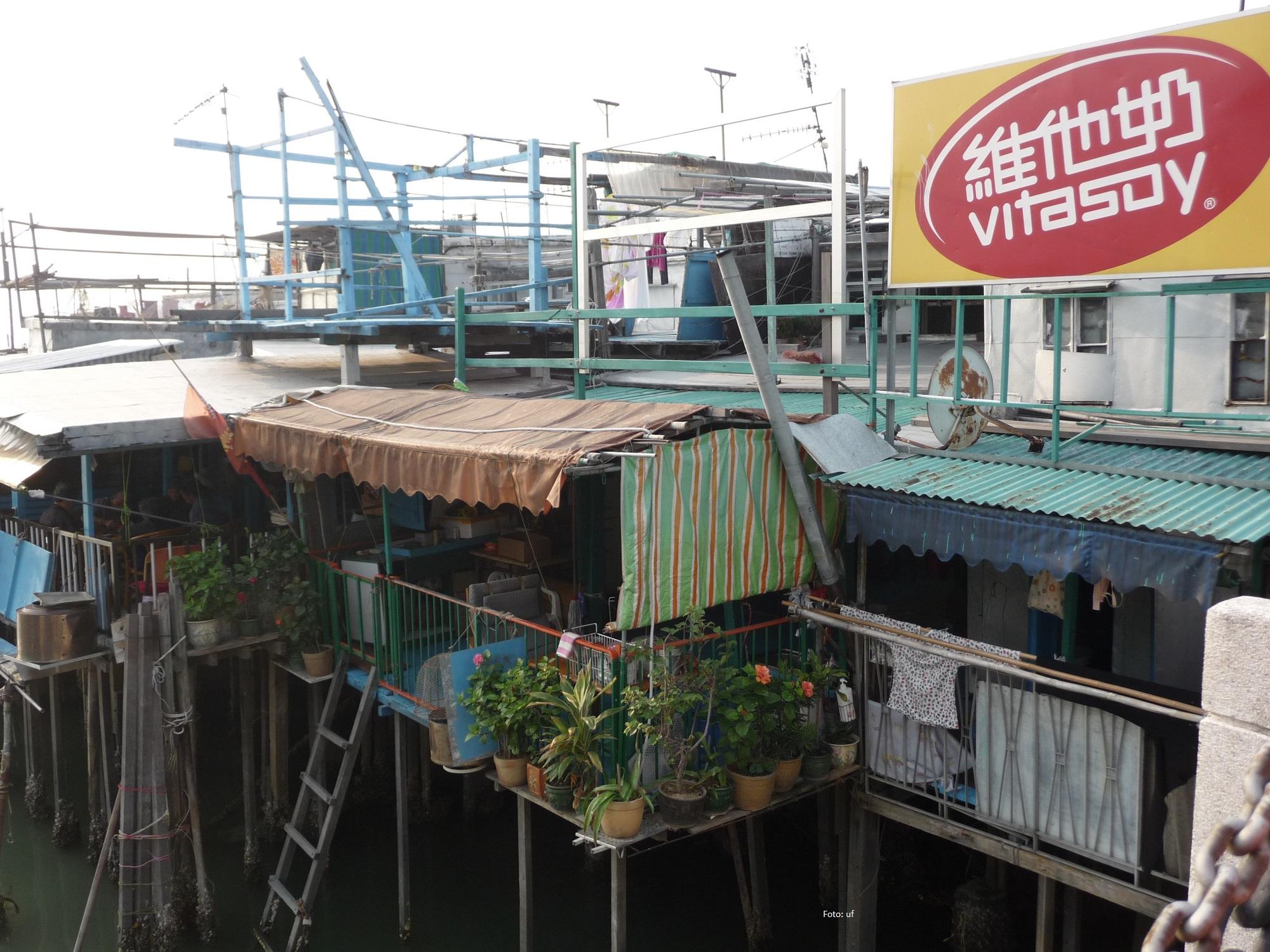 Wohnen in Hongkong (Lantau)