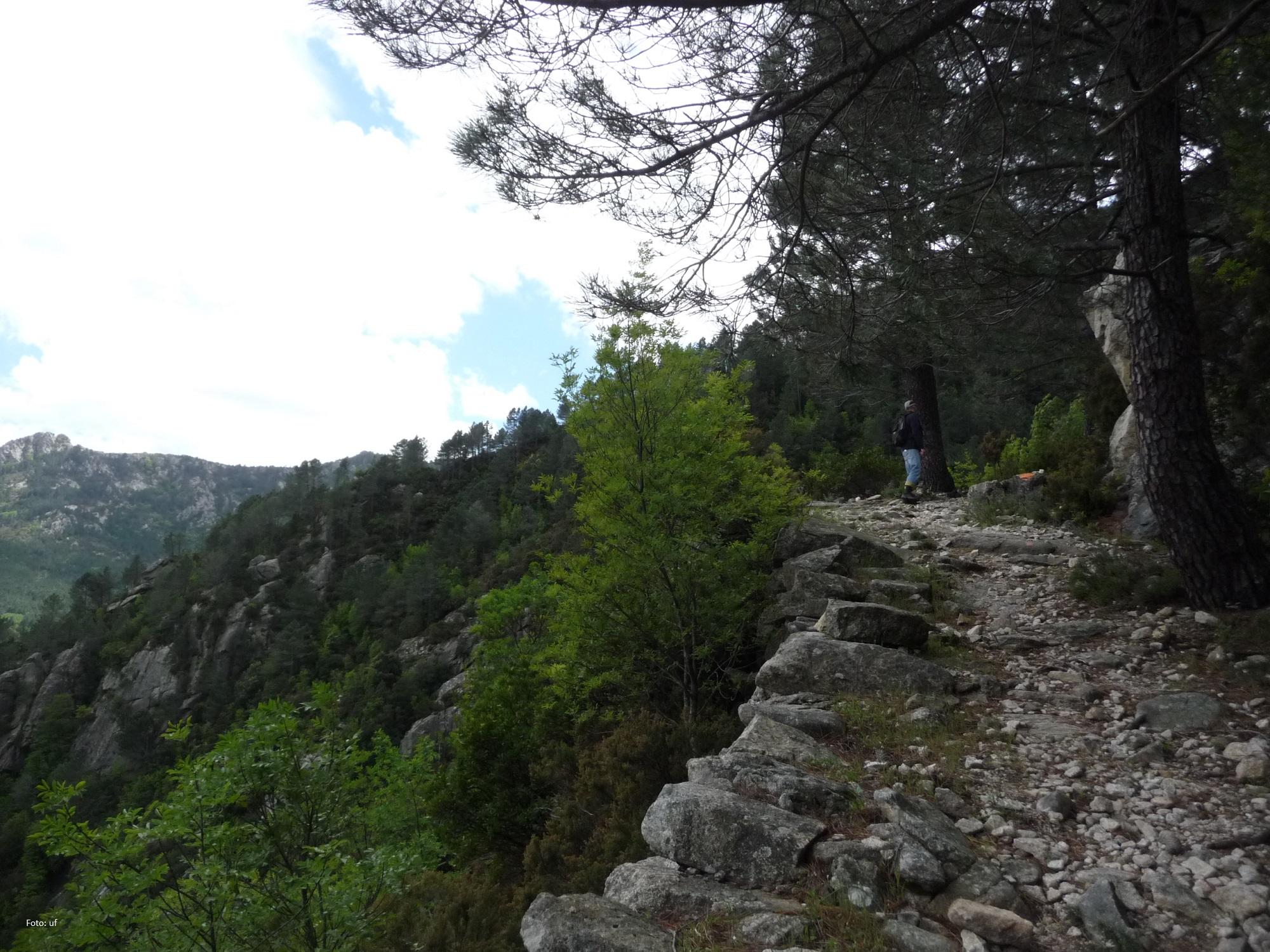 Korsika ist prädestiniert für Wanderungen