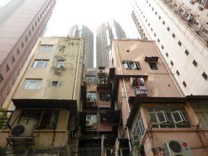 Wohnen in Hongkong