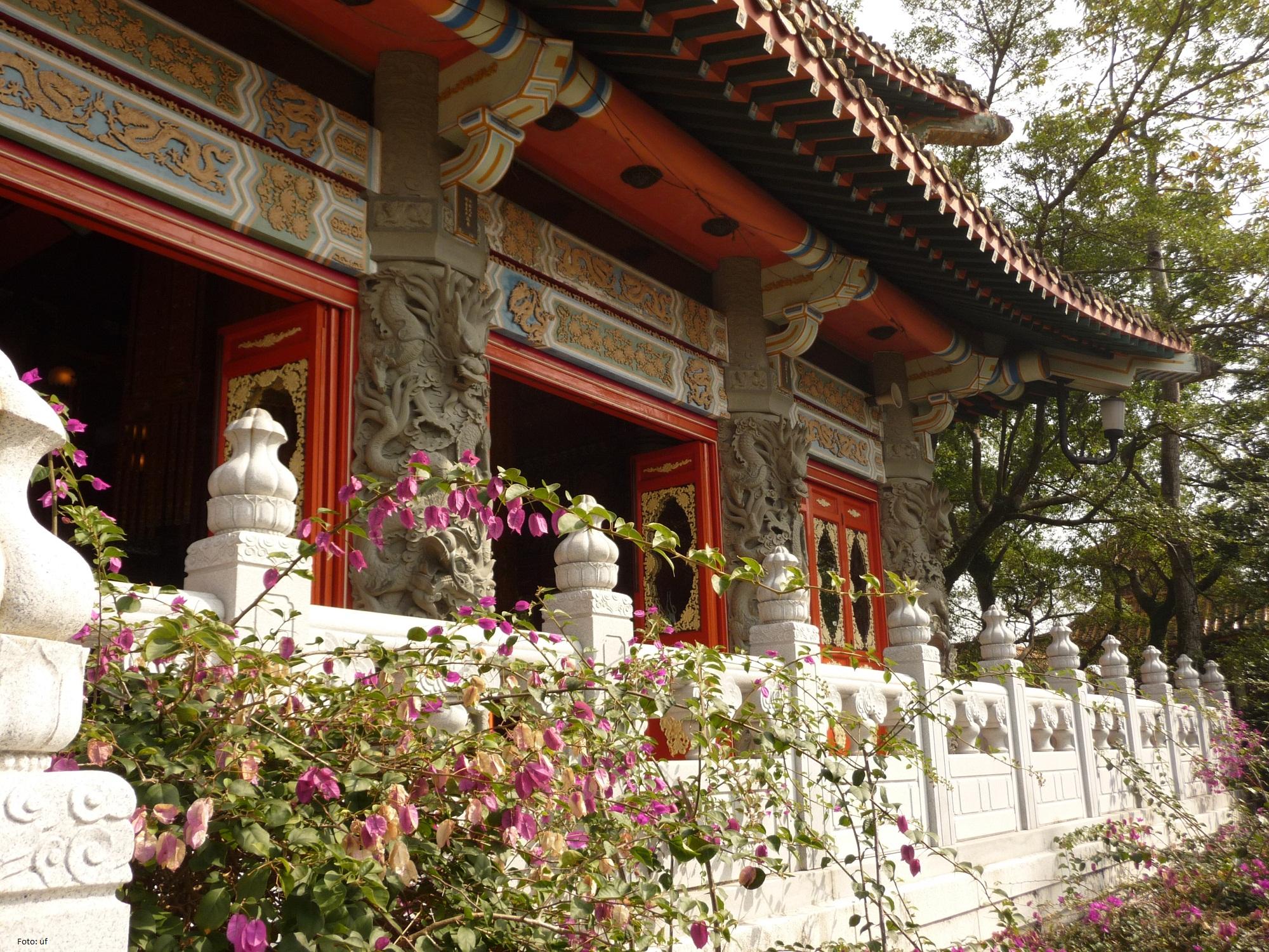 Kloster Po Lin auf Lantau