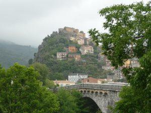 Corte, die heimliche Hauptstadt von Korsika