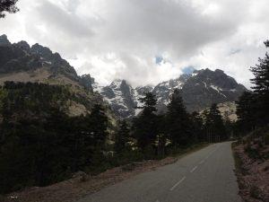 Das Gebiet um den Monte Cinto (2706 m)