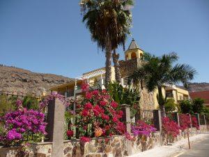Puerto de Mogàn - vorm Hotel Cordial Mogan Playa