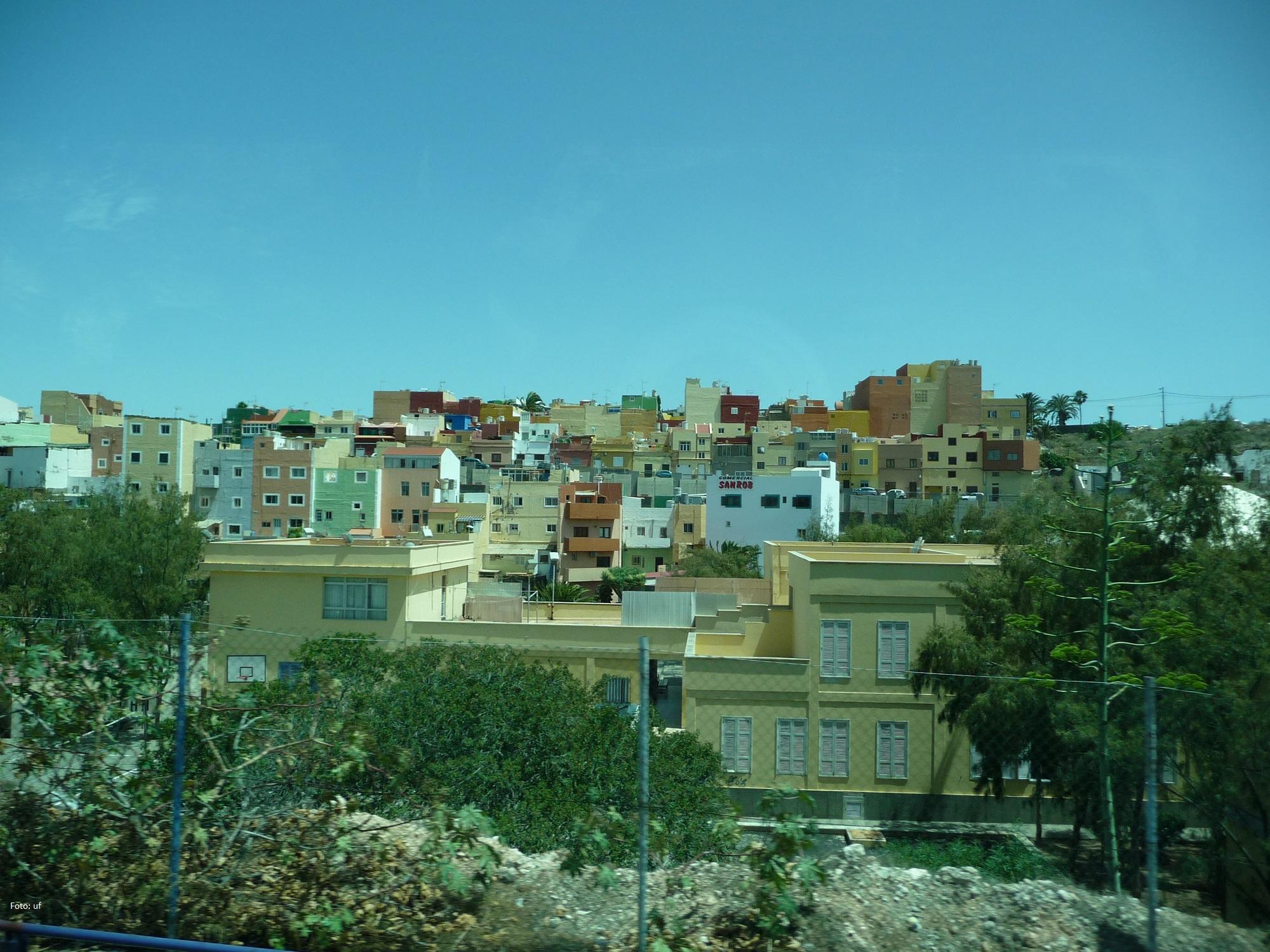 bei Telde in der Nähe von Las Palmas