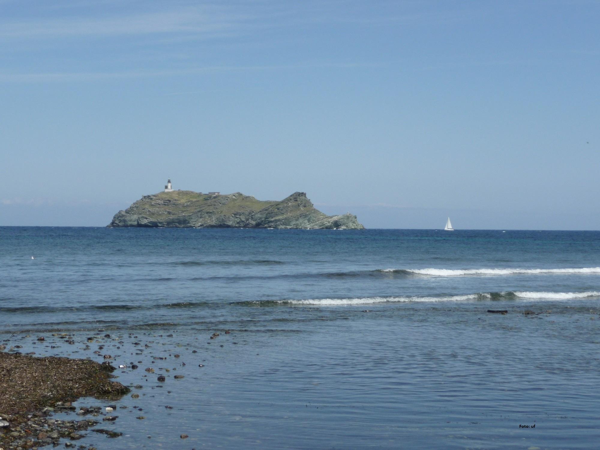 Ile de la Giraglia - nördlichster Punkt Korsikas