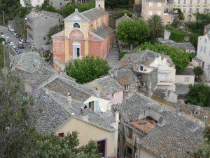 Nonza - Barockkirche Sainte-Julie