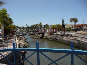 """Die Brücken von """"Klein-Venedig"""" - Puerto de Mogàn"""
