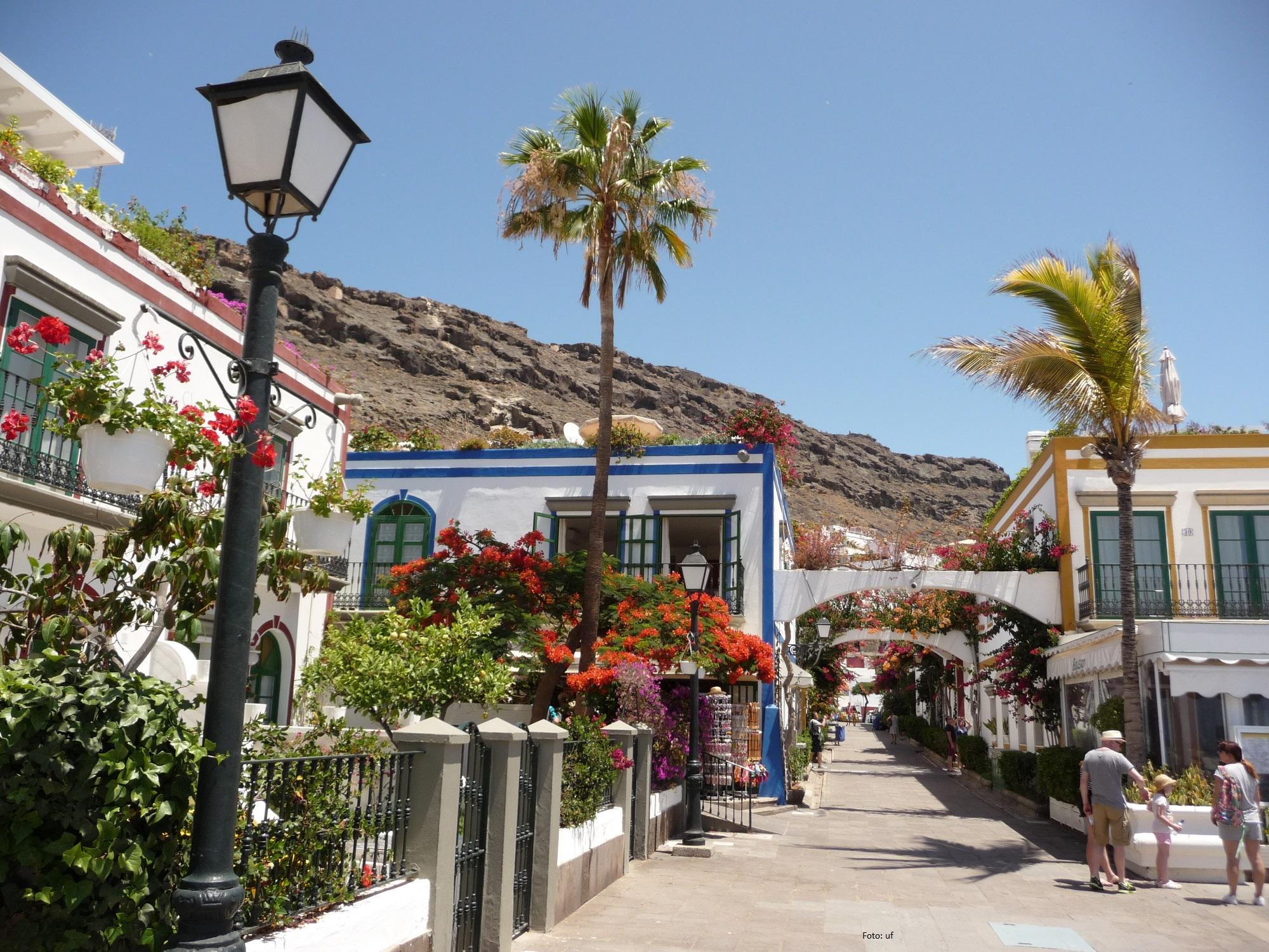 """Klein-Venedig"" Gran Canaria"