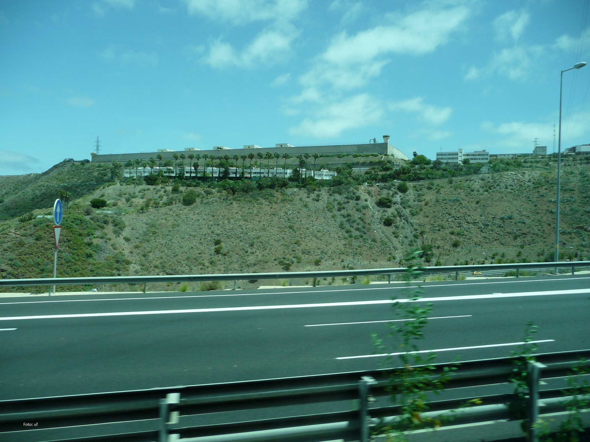 Die Sicherheit auf Gran Canaria ist groß, dennoch gibt es für ein bestimmtes Klientel auch bestimmte Unterkunftsmöglichkeiten - das Gefängnis auf Gran Canaria