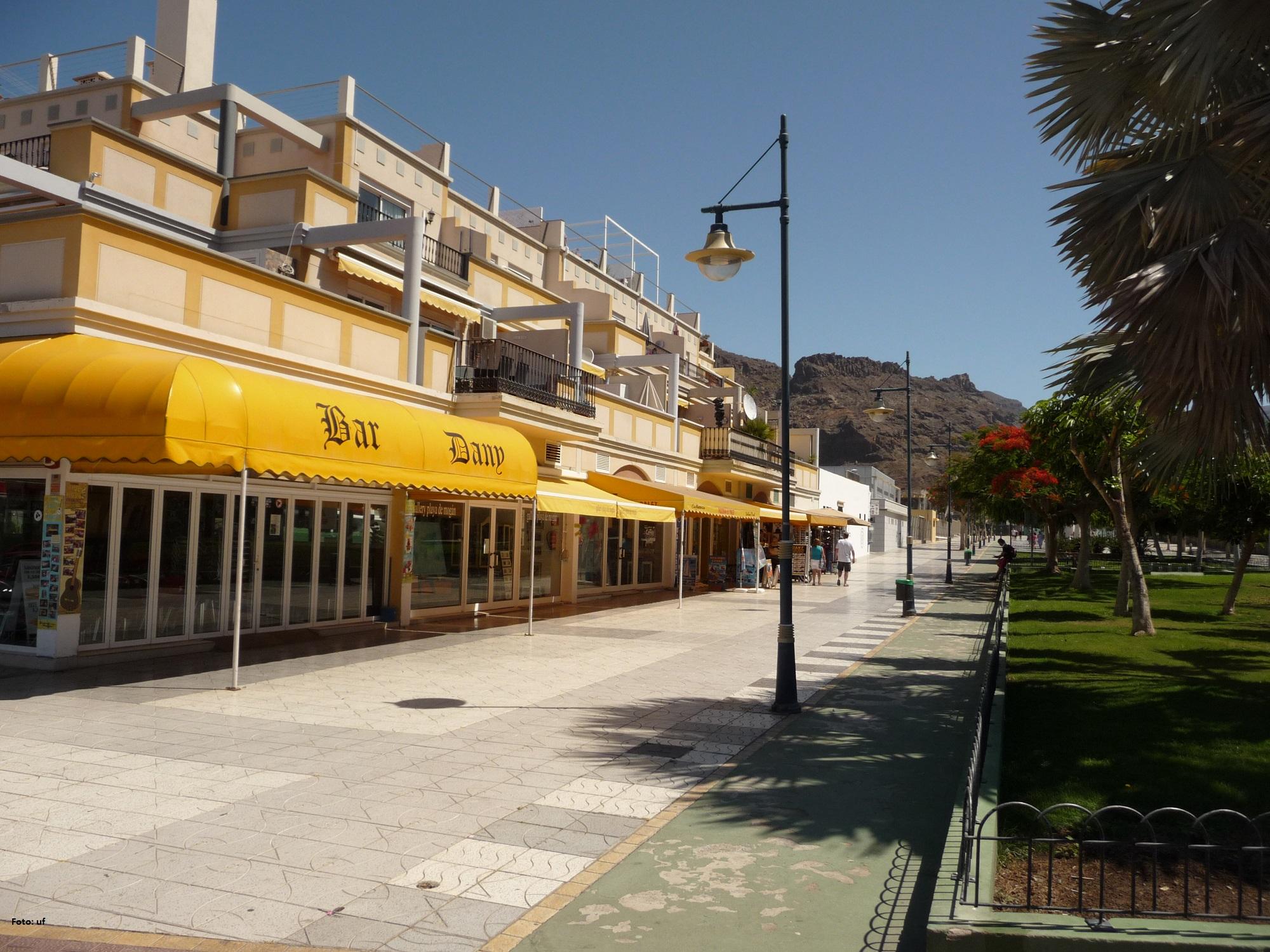 Gran Canaria punktet mit einer gepflegten Infrastruktur, Puerto de Mogàn