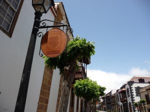Die Plaza Teresa de Bolìvar - gegenüber der Wallfahrtsbasilika