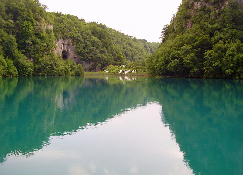 Der Nationalpark Plitvicer Seen ist der größte sowie älteste Nationalpark Kroatiens