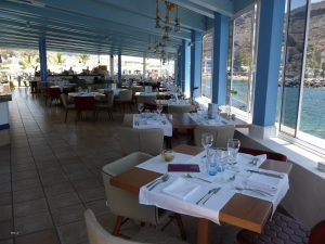 Restaurant im Hotel The Puerto de Mogàn